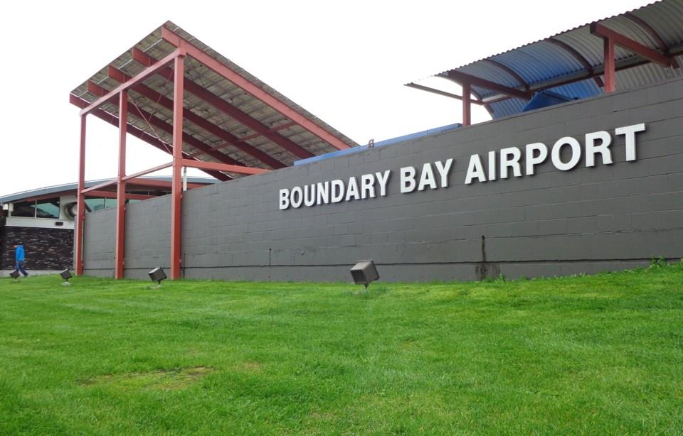 boundary bay airport delta bc