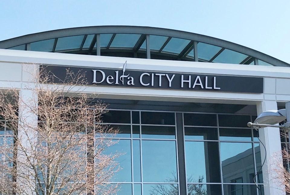 delta city hall in ladner