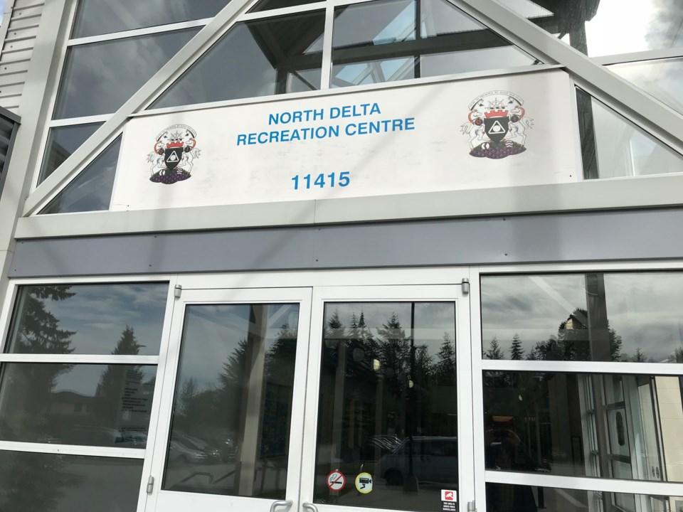 north delta recreation centre, BC