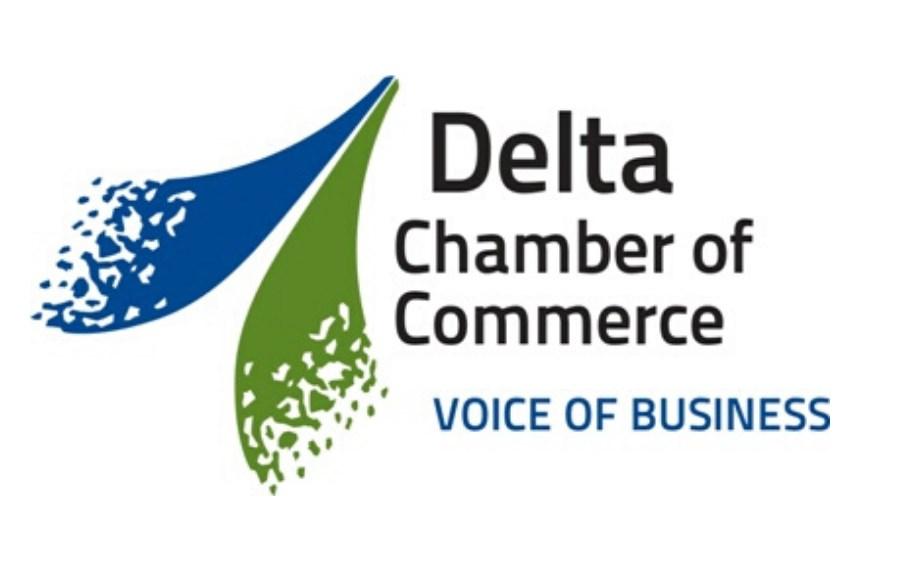Delta Chamber of Commerce logo