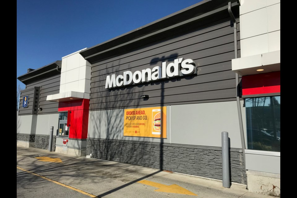 McDonald's has temporarily closed its restaurant on 70th Ave. in North Delta due to a COVID-19 exposure.
