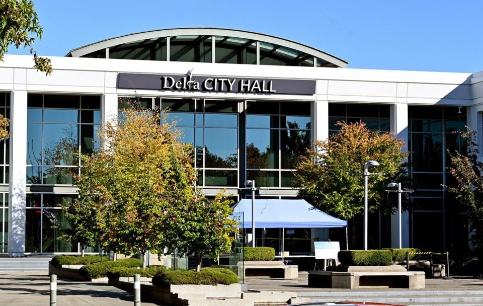 Delta City Hall