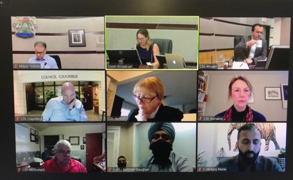 delta council public hearing