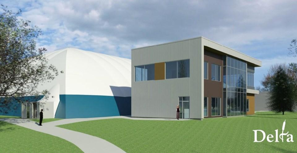 grauer park rec facility proposal