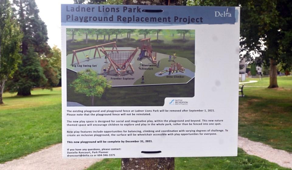 Lions Park proposal