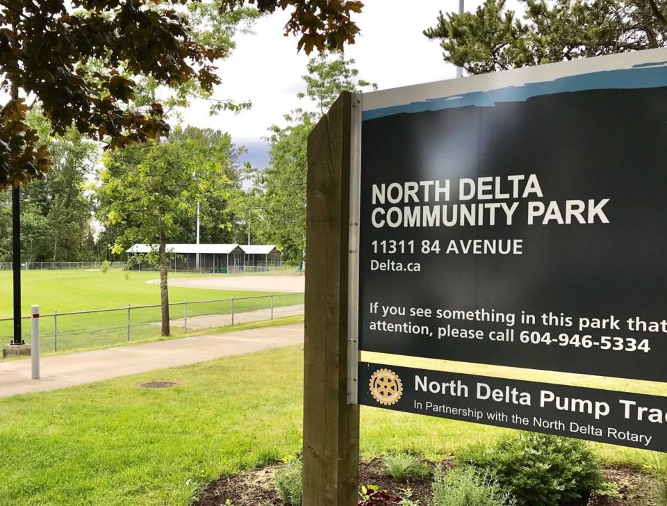 north delta community park delta bc