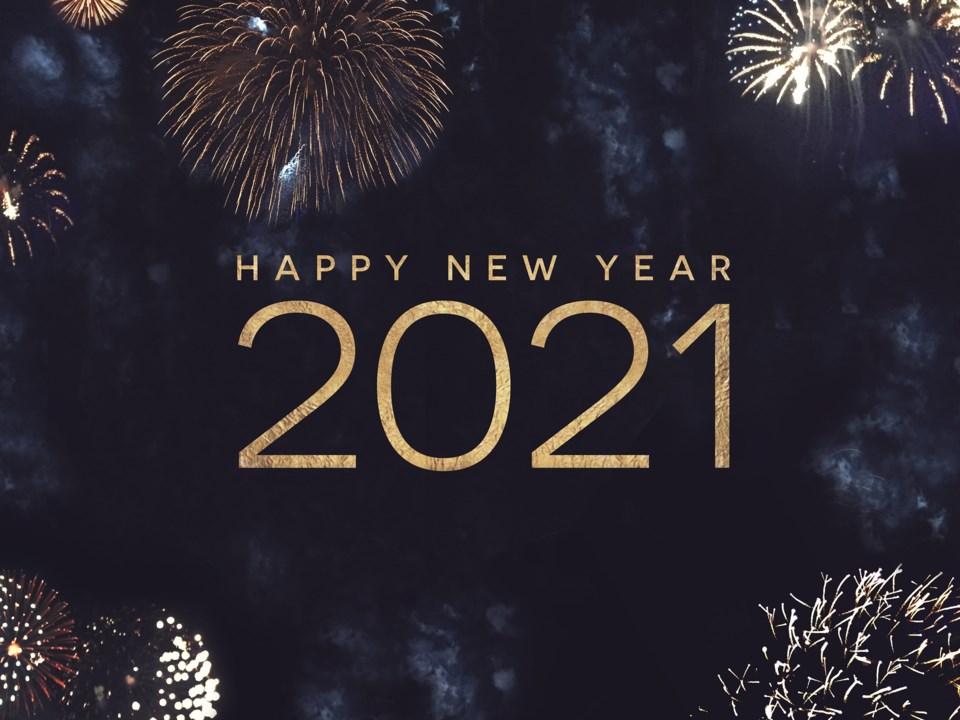 New Year's column