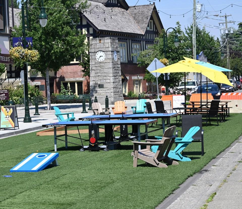 Pop Up Park Ladner Village
