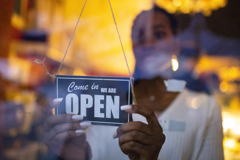 Small business week column