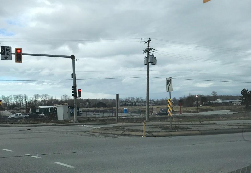Proposed Shato Holdings housing development near casino in Ladner