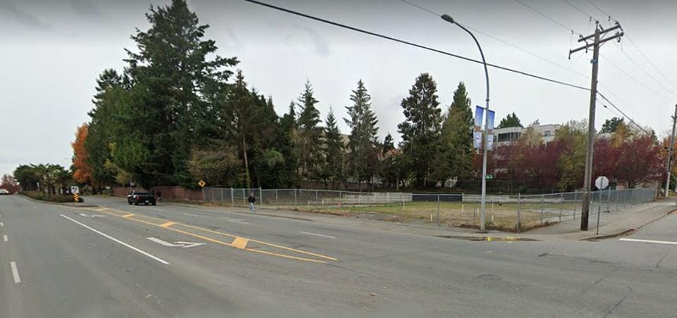 proposed tsawwassen rental apartment building