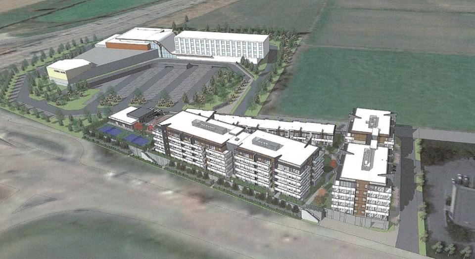 toigo proposed townhouses