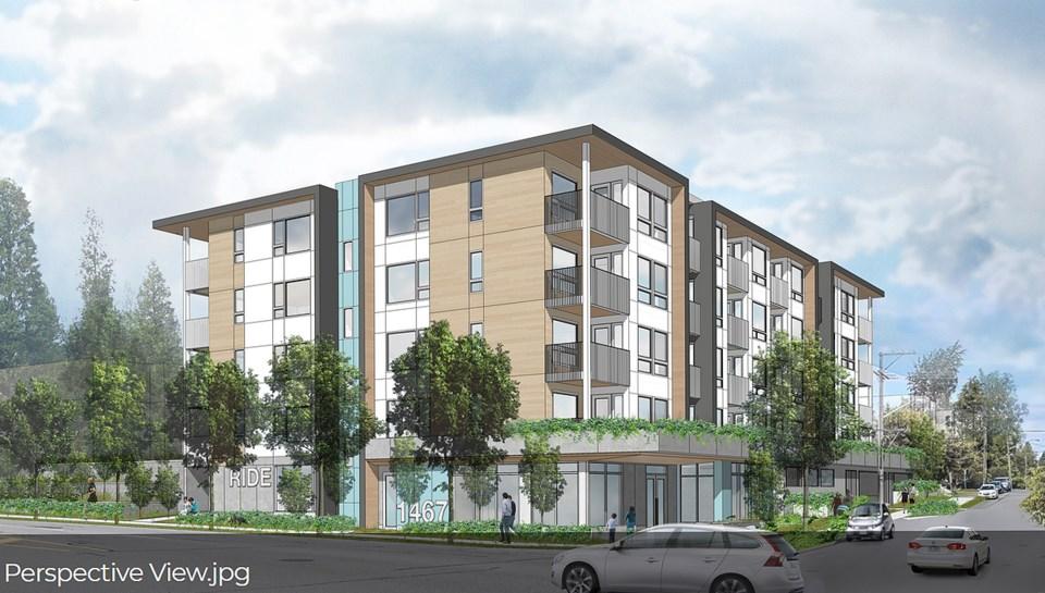tsawwassen apartment building proposal