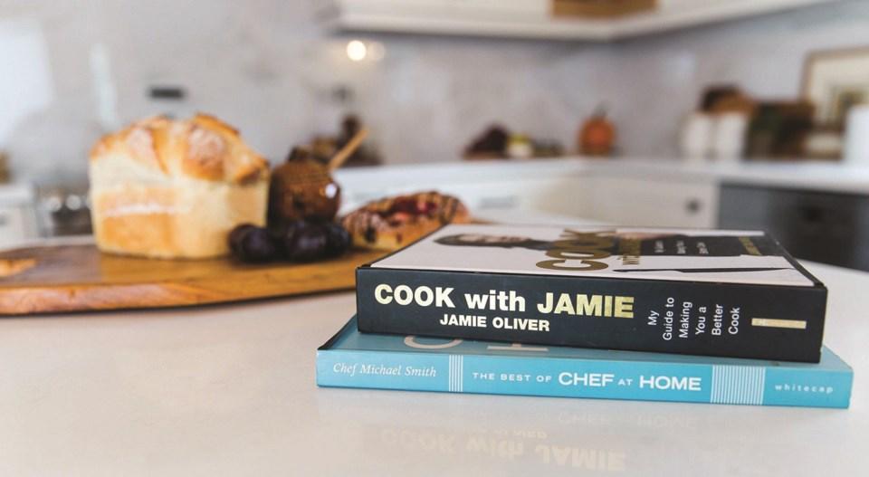 Cookbook Book Club Poster