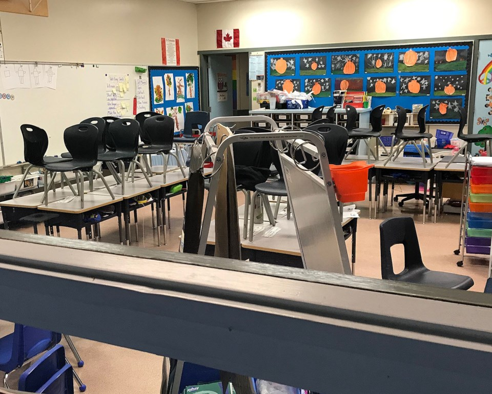 delta classroom photo