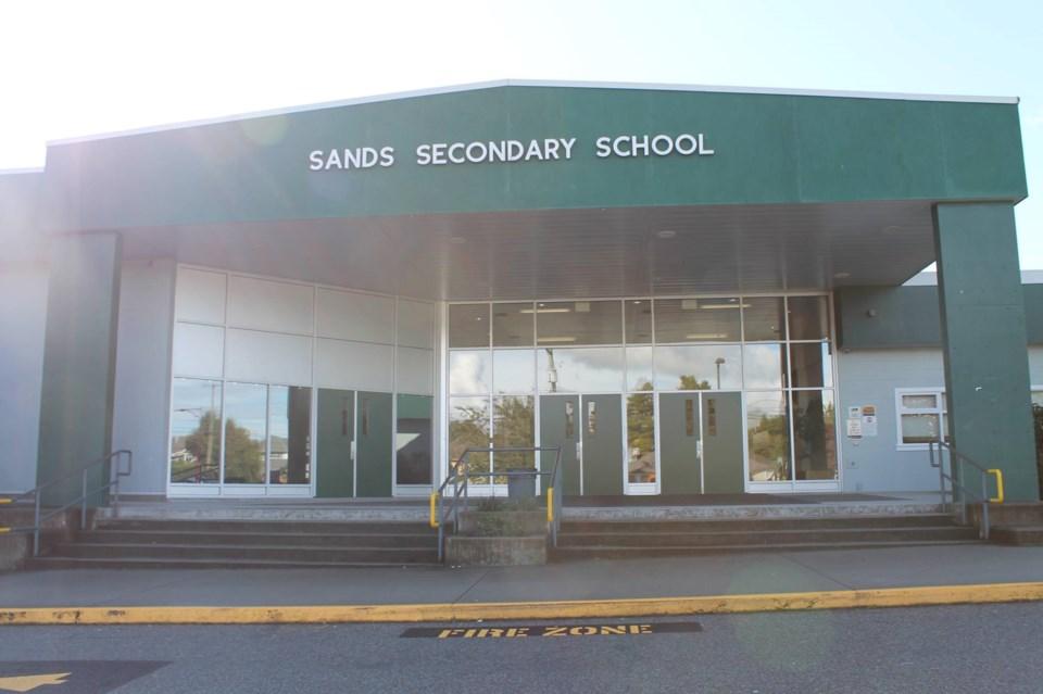 Sands Secondary
