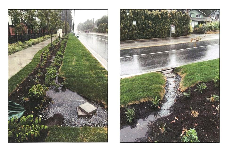 delta stormwater management