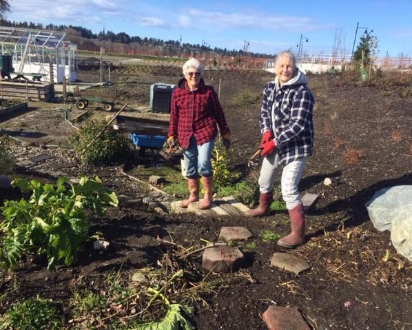 Earthwise garden buddies