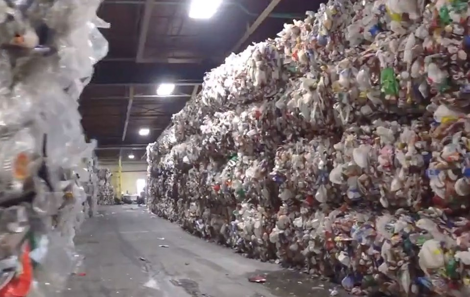 metro vancouver solid waste managmnet plan review