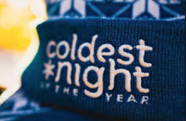 Coldest Night update