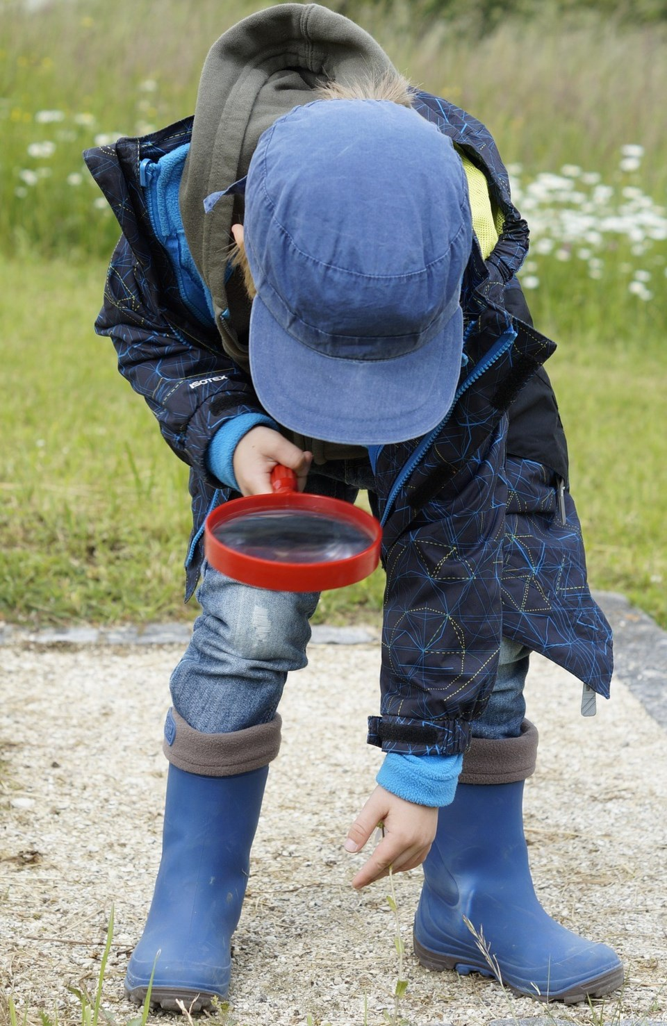 Kidsport scavenger hunt