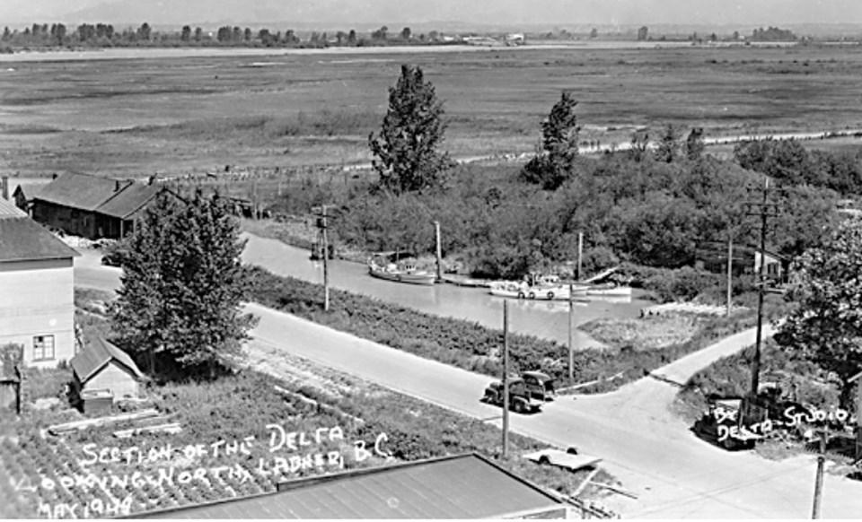 ladner, bc 1949
