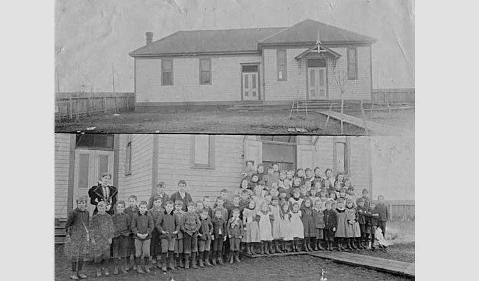 ladner Public School 1897