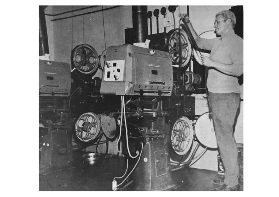 ladner theatre 1969