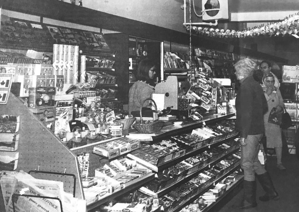 Ladner throwback - Fisher's Drug Store