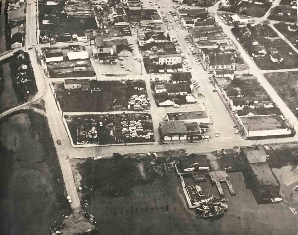 ladner village 1969