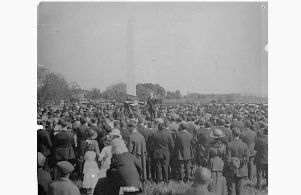 ladner war memorial may 24 1921