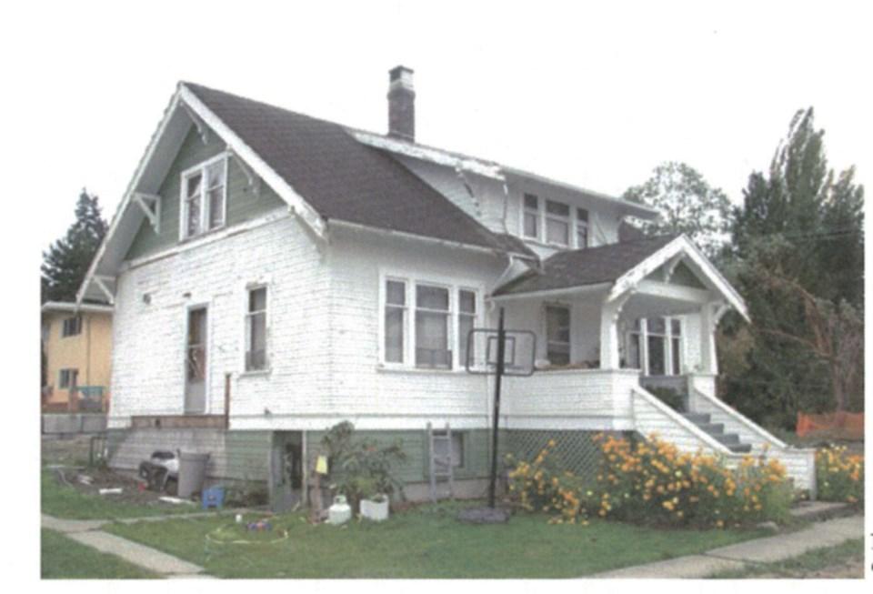 Nels Johnson Residence North Delta