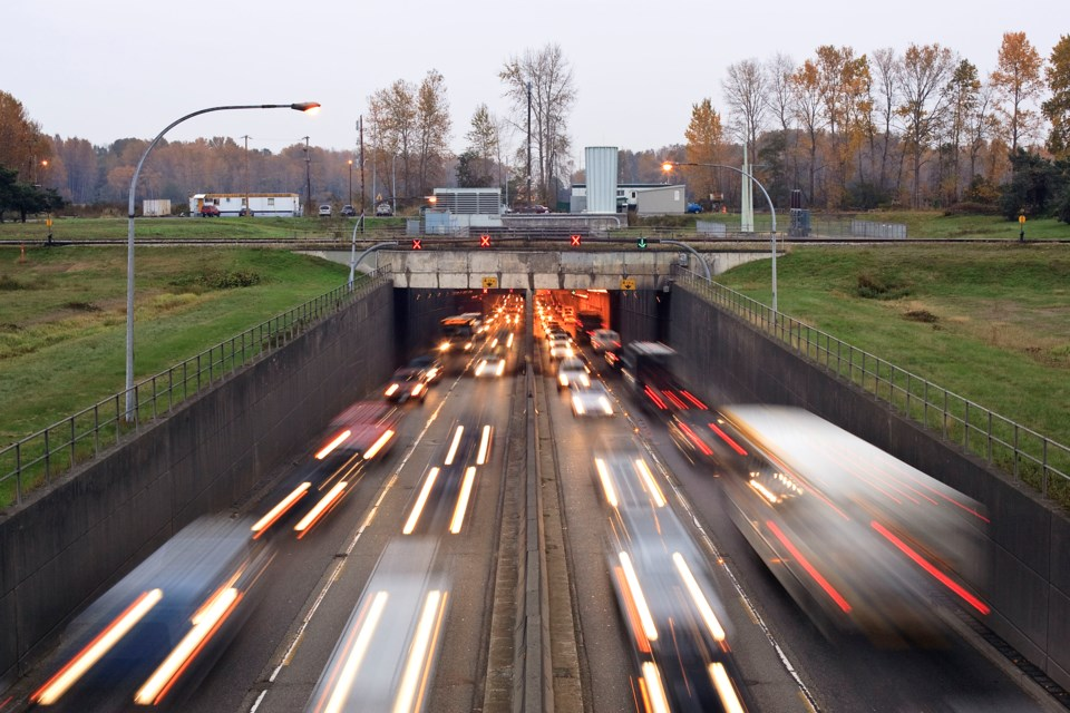 Massey tunnel-Getty images