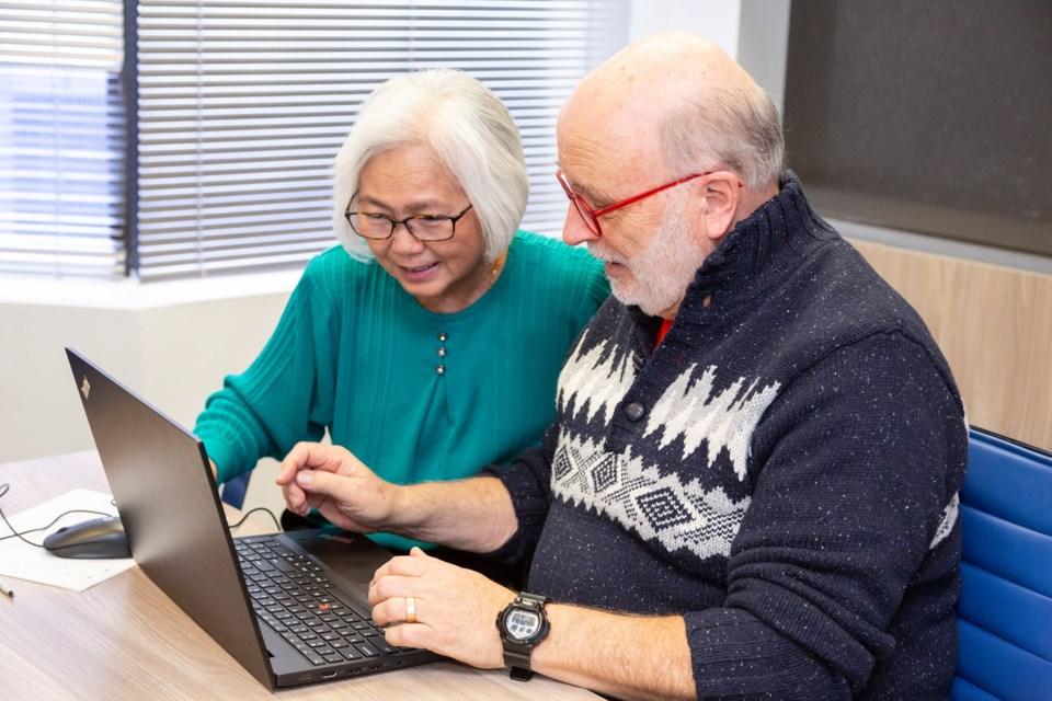 Alzheimer society workshops