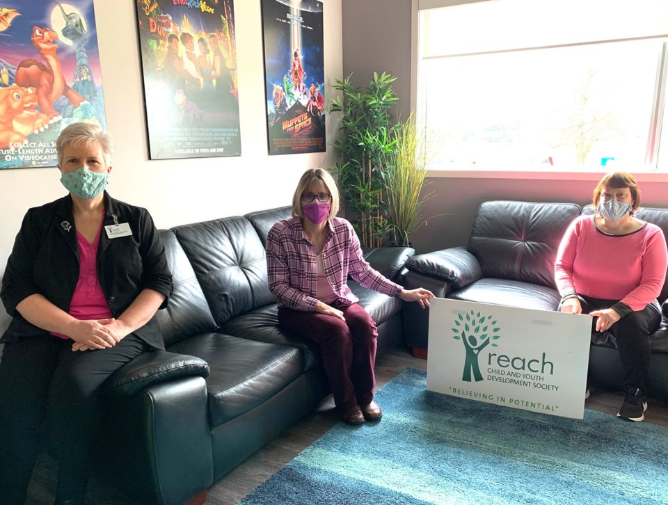 Reach counselling support