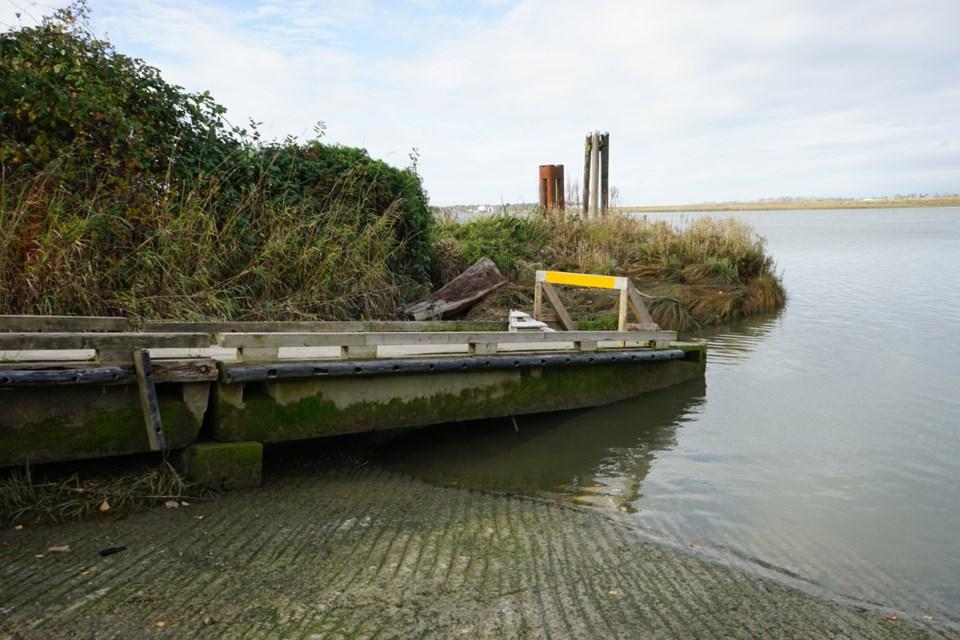 wellington point boat launch