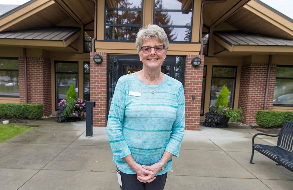 Nancy Macey Delta Hospice