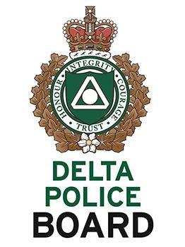 Delta Police Board logo