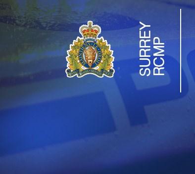 Surrey RCMP logo