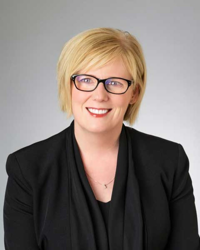 Delta MP Carla Qualtrough