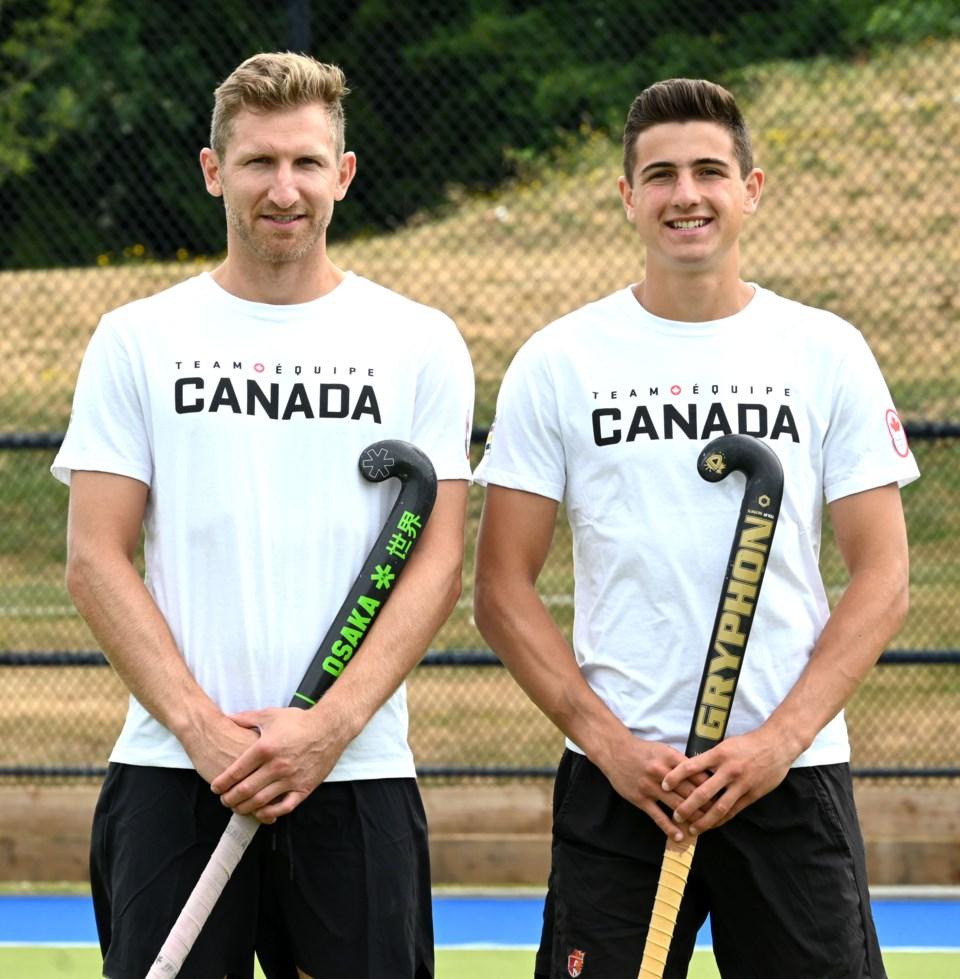 Field hockey Olympians web photo