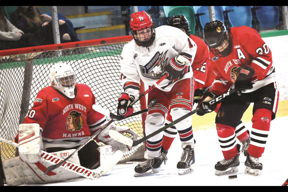 The Greater Vancouver Canadians' trio of teams are part of the re-branded B.C. Elite Hockey League for the coming 2021-22 season.
