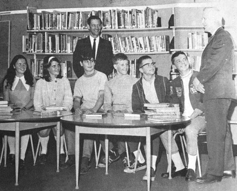 tsawwassen junior secondary 1969