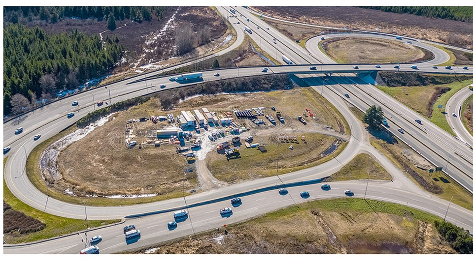 delta, bc highway 91/17 and Deltaport Way Upgrade Project