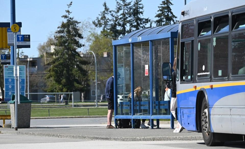 Ladner Bus Exchange