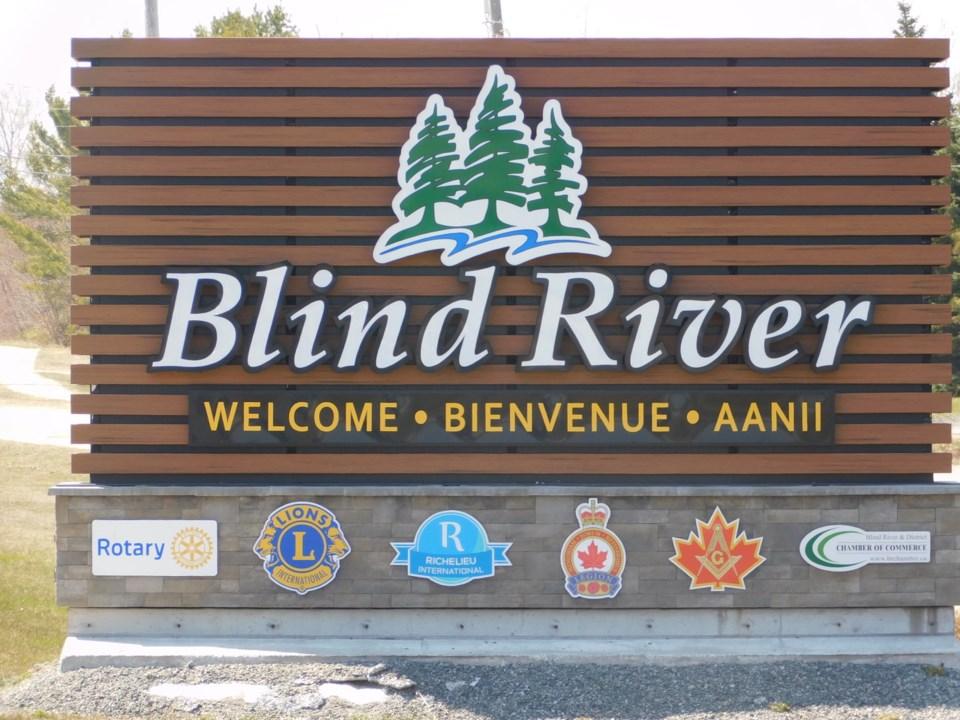 2021-04-24 Stock Blind River KS