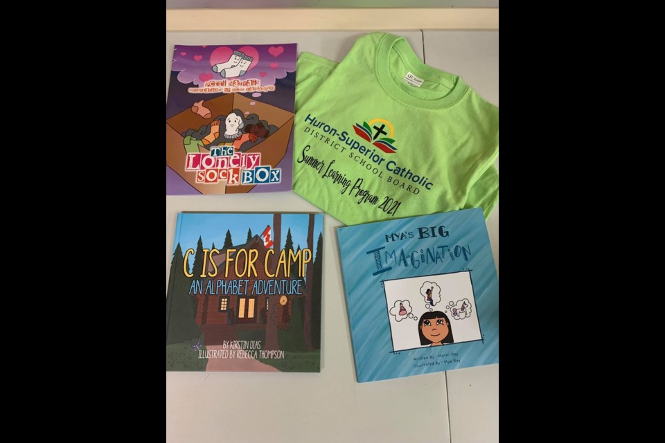 Local read-alouds