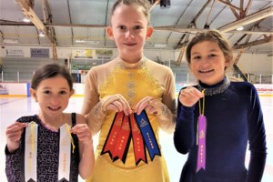 Elliot Lake Figure Skaters place well in Sault Ste. Marie competition