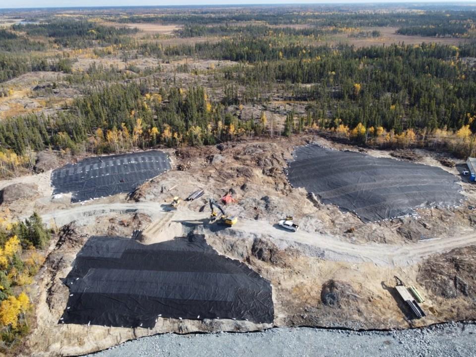 N40 Mine Remediation