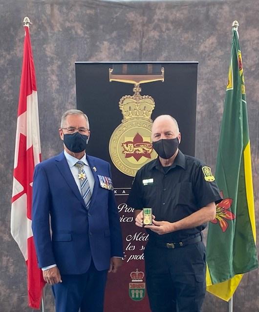 N40 Firefighter Honour
